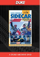 World Sidecar Review 1995 Duke Archive DVD