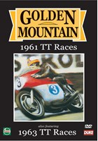 Golden Mountain 1961 & 1963 TT Races DVD