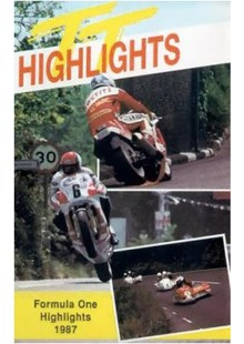 TT 1987 F1 Race Duke Archive DVD