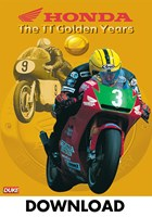 Honda's Golden TT Years Download