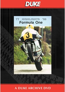 TT 1988 - F1 Race Duke Archive DVD