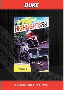 TT 1989 F1 Race Highlights Duke Archive DVD