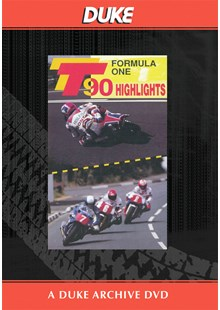 TT 1990 F1 Race Duke Archive DVD