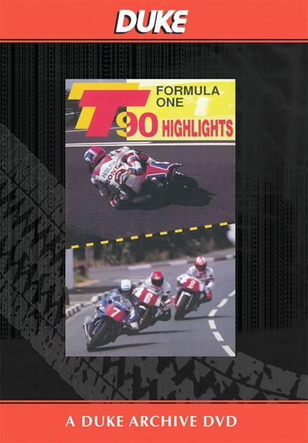 TT 1990 F1 Race Duke Archive DVD
