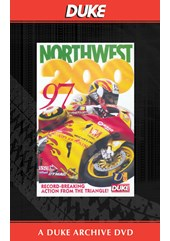 Northwest 200 1997 Duke Archive DVD