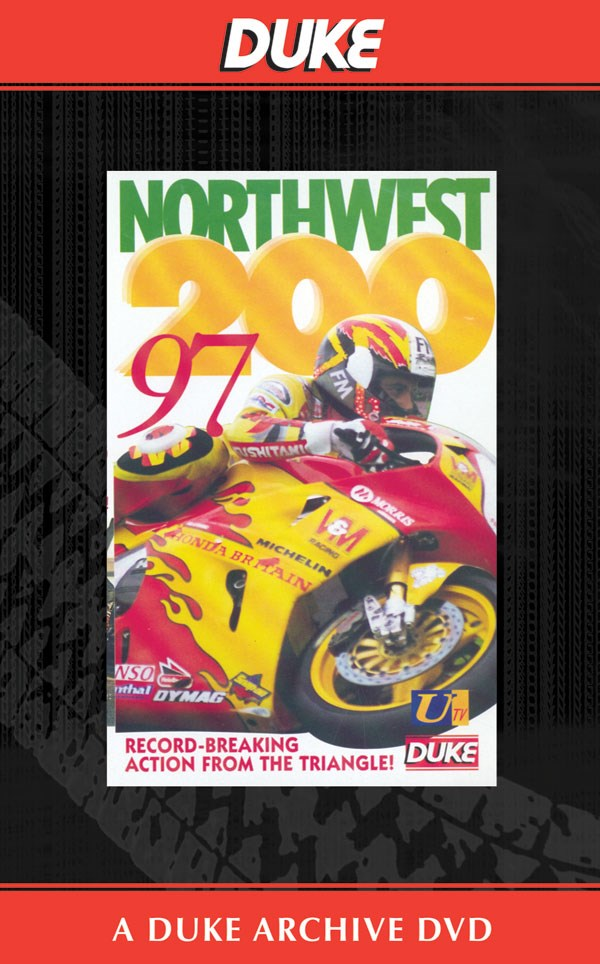 North West 200 1997 Duke Archive DVD