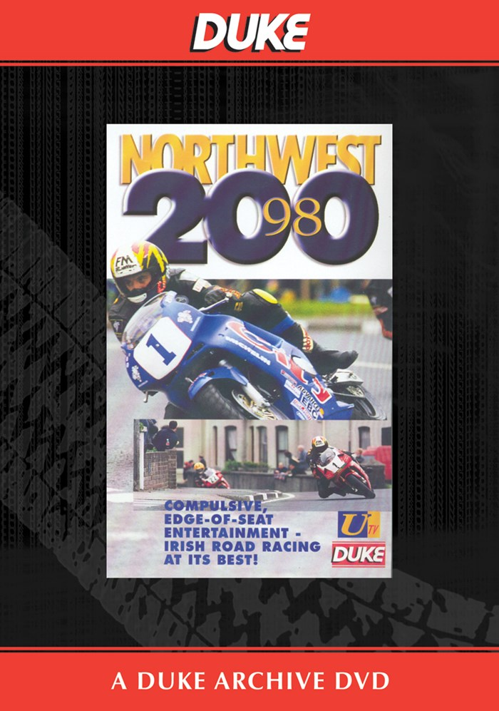 North West 200 1998 Duke Archive DVD