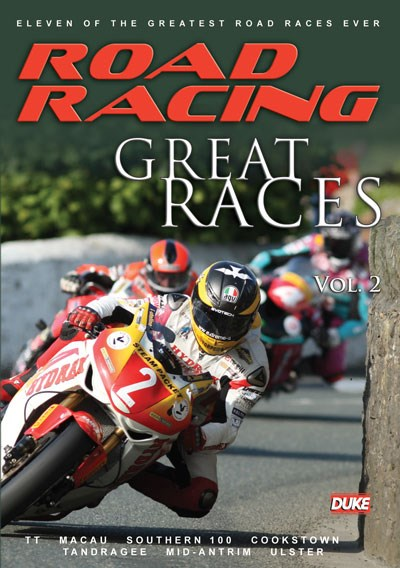 Road Racing Great Races Vol 2 DVD