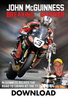 John McGuinness Breaking the Barrier Download