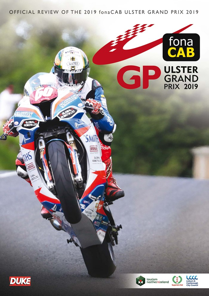 Ulster Grand Prix 2019 On-Demand