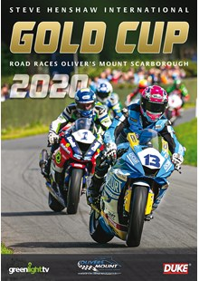 Scarborough Gold Cup Road Races 2020 DVD