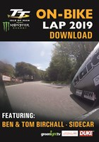TT 2019 On Bike  - Ben and Tom Birchall - Sidecar Race 1 - Download