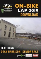 TT On Bike 2019 - Dean Harrison - Senior Race - Download