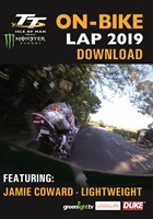 TT On Bike 2019 - Jamie Coward - Lightweight Race - Download