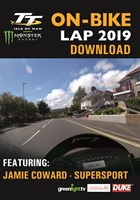 TT On Bike 2019 - Jamie Coward - Supersport Race 2 - Download
