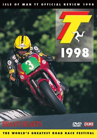 TT 1998 Review Brave Hearts DVD