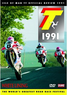 TT 1991 Review White Lining NTSC DVD