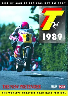 TT 1989 Review - The New Pretender  NTSC DVD