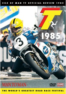 TT 1985 Review Man to Man DVD