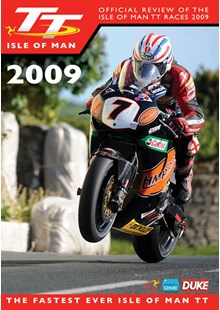 TT 2009 Review NTSC DVD