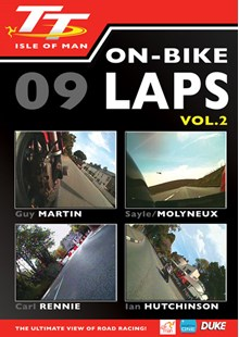 TT 2009  On Bike Laps Vol 2 DVD