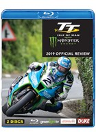 TT 2019 Review Blu-ray
