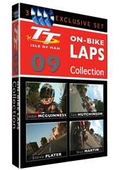 TT 2009 On-Bike Collection (3 Disc) DVD