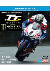 TT 2011 Review Blu-ray (US Version) incl Standard NTSC DVD Signed