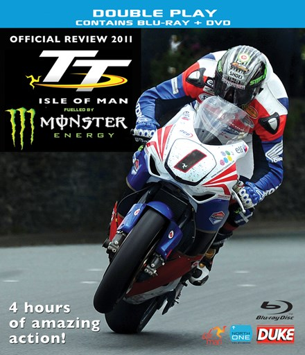 TT 2011 Review Blu-ray incl standard PAL DVD