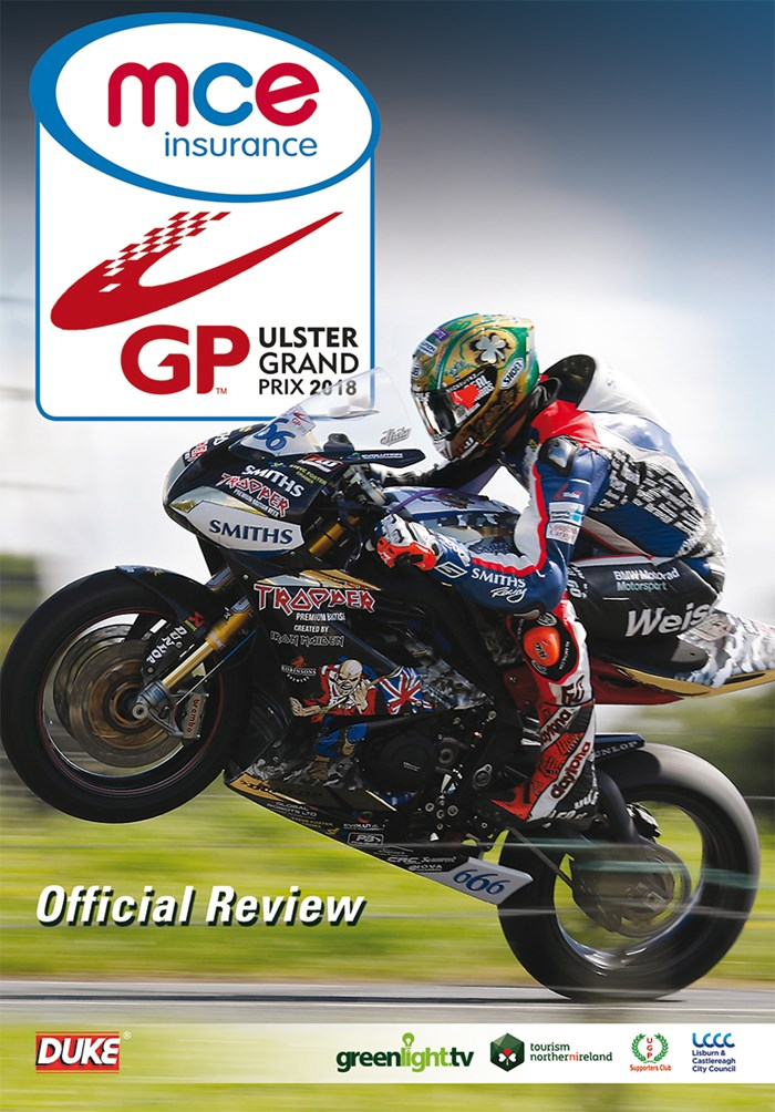 Ulster Grand Prix 2018 Review DVD