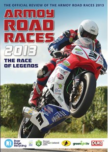 Armoy Road Races 2013 DVD