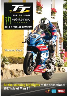 TT 2017 BSL Sign Language Version DVD