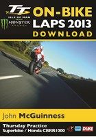 TT 2013 On Bike Lap John McGuinness Download