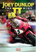 Joey Dunlop The TT Wins DVD