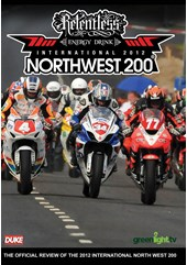 North West 200 2012 NTSC DVD