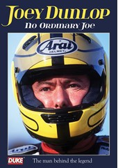 Joey Dunlop - No Ordinary Joe DVD