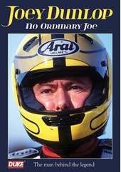 Joey Dunlop - No Ordinary Joe NTSC DVD