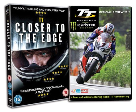 TT 2012 Review and TT Closer to the Edge