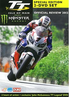 TT 2012 Review (2 Disc) DVD