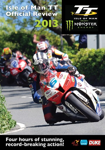 TT 2013 Review DVD - click to enlarge