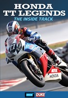 Honda TT Legends - The Inside Track  NTSC DVD