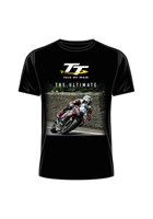 TT 2018 Michael Dunlop T-shirt (black)