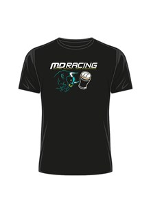 Dunlop Bull, McGuinness Pint T- Shirt Black