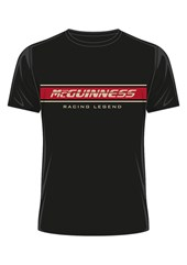 McGuinness Racing Legend T-Shirt Black