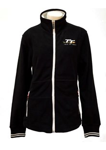 TT Ladies Fleece Navy
