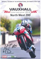 North West 200 2014 DVD Signed By Lee Johnston