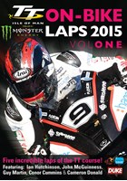 TT 2015 On-bike Laps Vol 1 DVD