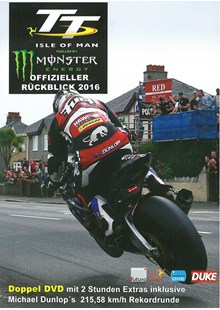 TT 2016 Review DVD German Version