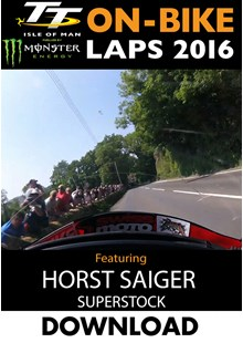 TT 2016 On-Bike Monday Super Stock Race Horst Saiger Download