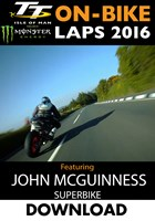 TT 2016 On-Bike Monday Practice John McGunniess Superbike Download